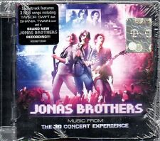 JONAS BROTHERS - MUSIC FROM THE 3D CONCERT EXPERIENCE - CD (NUOVO SIGILLATO)