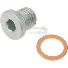 One New Febi Bilstein Automatic Transmission Drain Plug 46409 000908012009
