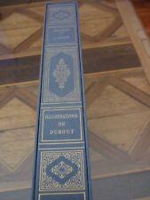 MOLIERE/DUBOUT.  L'Avare. imprimerie nationale  , Paris, 1954. coffret