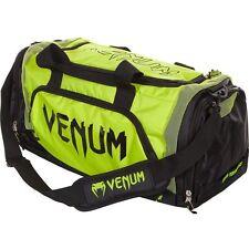 Venum Trainer Lite Petate Negro / Amarillo MMA Bag Ejercicio Gimnasio Muay Thai