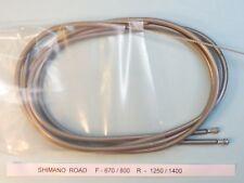 Shimano 105 SLR Brake cableset ( Grey ) -  bicycle / NOS
