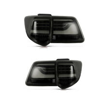 Smoked Black Full LED Tail Lights For TOYOTA 2012-2015 Fortuner Rear Lights