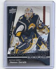 09-10 2009-10 UPPER DECK JHONAS ENROTH YOUNG GUNS ROOKIE #239 BUFFALO SABRES