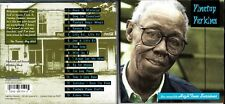 Pine Top Perkins cd album - Heritage Of The Blues, complete High Tone Sessions
