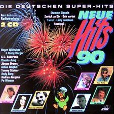 Neue Hits '90 (Ariola) Peter Maffay, Juliane Werding, M. Rosenberg, Roy.. [2 CD]