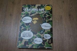 A BATHING APE NIGO 2005 Spring / Summer  MOOK CATALOG BAPE  shark  Book japan