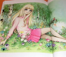 Makoto Takahash Works AKOGARE book from Japan Japanese girl comics manga #0808