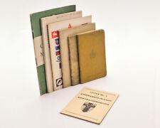 Collection of WWII ephemera 1939-1945
