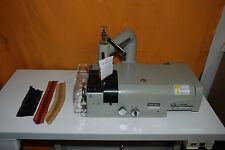 Lederschärfmaschine , Sewmac , SW-801, mit Absaugung !!!