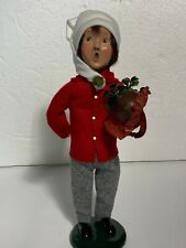 2000 Byers Choice The Carolers Figure - We Combine Shipping! B14-018 Limited #37