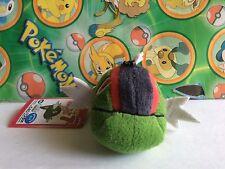 Pokemon Plush Basculin Bassrao red keychain BW Banpresto Stuffed doll figure