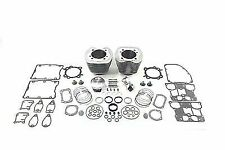 """103"""" Twin Cam Cylinder and Piston Kit for Harley Davidson by V-Twin"""