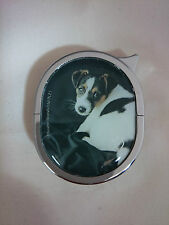 Jack Russell Terrier Lighter - Oval Refillable Gas Lighter - Christmas Gift