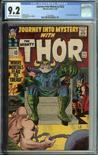 Journey into Mystery # 122 CGC 9.2 ow/wp