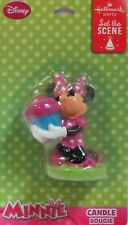 Party Cake Candle DISNEY MINNIE MOUSE Figurine Birthday Supplies