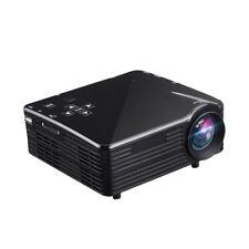 LED 4K HD 1080P Proiettore Mini 3D Videoproiettore HDMI USB SD