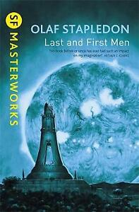 Olaf Stapleton - Last and First Men *FREE P&P*