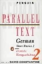 Parallel Text: German Short Stories. Deutsche Kurzgeschichten (Paperback book, 1