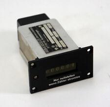 IVO Betriebsstundenzähler Typ F106.61