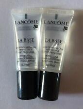 Lot Of 2-Lancome La Base Pro Perfecting Makeup Primer Oil Free 0.23 fl.oz Each