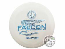New Millennium Standard Falcon 170g White Blue Foil Distance Driver Golf Disc