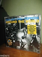RED HOT CHILI PEPPERS AROUND THE WORLD CD SINGLE LIMITED NUOVO SIGILLATO