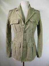 F3358 Ralph Lauren Women's Long Sleeve Blazer Jacket Size XS