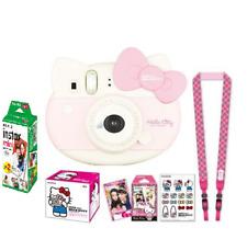 Fujifilm Instax Mini Hello Kitty Instant Camera Pink + INSTAX MINI JP 2 /Film 20