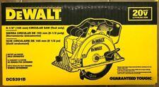 DEWALT DCS391B 20-Volt MAX Lithium-Ion Cordless 6-1/2 in. Circular Saw Tool-Only