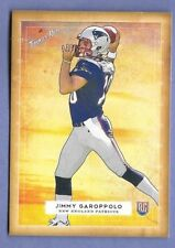 2014 Topps Turkey Red Football - Jimmy Garoppolo RC #26
