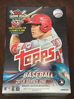 2018 Topps Series 1 Hanger Box 72 cards Factory Sealed - Albies, Devers, Buehler