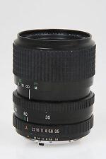 Porst 3,5-4,5/35-70mm Macro Unizoom MC #AX95301256  mit Fuji AX-Bajonett