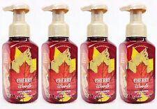 4 Bath & Body Works CHERRY WOODS Gentle Foaming Hand Soap Wash Fall