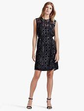 ~New~LUCKY BRAND Women's Gorgeous Belted Velvet Dress Size XS/S Retail $139.50