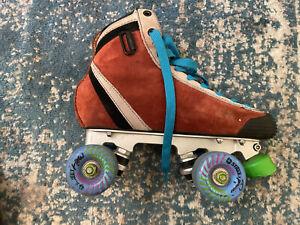 Bont park star Skates Size 5 (7.5)