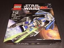 LEGO 6206 Star Wars TIE Interceptor 2006 Retired 100% Complete w/Box & Manual