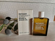 The Refinery Beard and Shave Oil Bartöl Rasuröl 30 ml NEU OVP