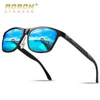 Aluminum Mens HD Polarized Photochromic Sunglasses Men Chameleon Driving Eyewear
