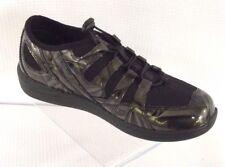 "DREW Orthopedic Shoes Women's Size 8N Narrow ""DAISY"" Grey Marble Toggle NWOB"