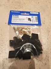 Massoth Isolierschienenverbinder, 20 Stück, mit Messingschrauben+Nickelösen, Neu