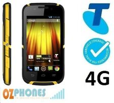 Telstra Dave Tough ZTE T83 4G Next G 3G Blue tick Unlocked + Warranty Fast Ship