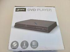 Gpx Progressive Scan Dvd Player (5472)