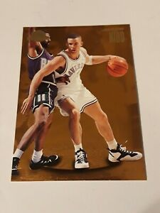 1994-95 Skybox Jason Kidd standouts insert Dallas Mavericks