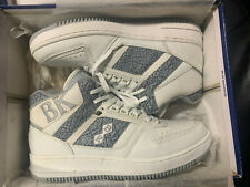 Vintage BK British Knights Men's Sneakers 80s Royalty Dead stock 10.0 D Rare