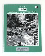 Kodak 1996 Professional Photographic Catalog