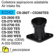 COLLETTORE ECHO  CS 260-CS270-CS2600-CS320-CS2700-CS350 WES MOTOSEGA