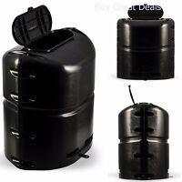 40578 Black Heavy Duty Single Propane Tank Cover (20lb) Top Quality - NEW