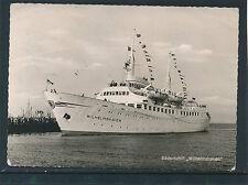 AK Bäderschiff  MS Wilhelmahaven   18/4/15
