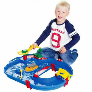 AQUAPLAY Starter Set 68x65cm - water canal system 1501