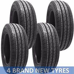 4 1956516 hifly 195 65 16 100/98 Van Commercial Tyres 195 65 x4 195/65 r16